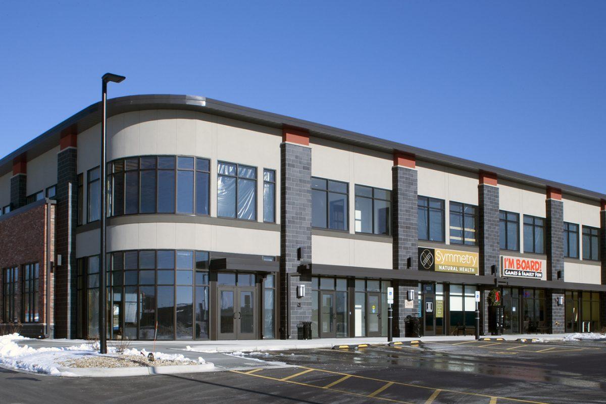 Prairie Lakes Commercial   Sun Prairie, Wis   JLA Architects