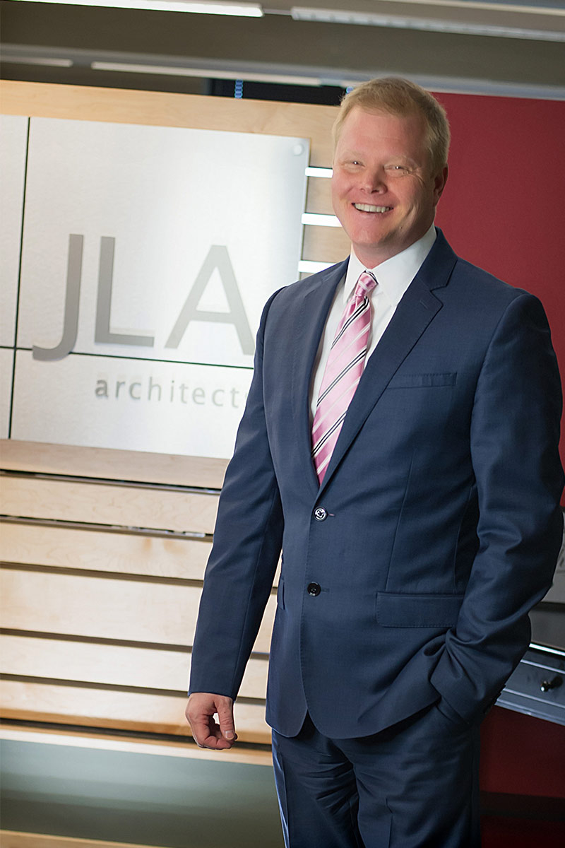 JOSEPH LEE | JLA ARCHITECTS | MILWAUKEE