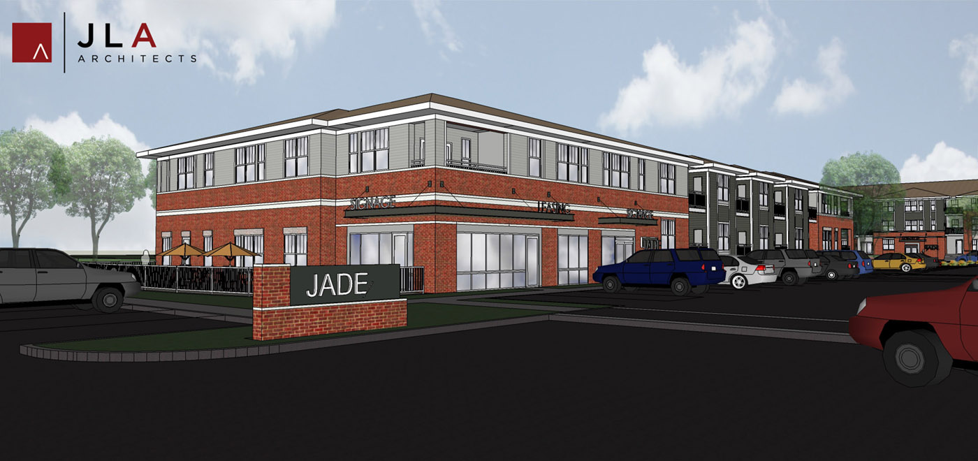 Leasing office - Jade at North Hills | Menomonee Falls (Milwaukee area)