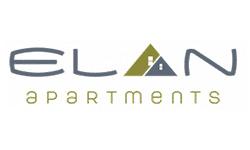 Elan Apartments Logo