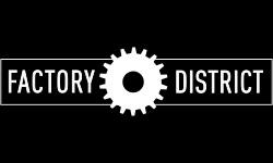 Factory District Apartments Logo