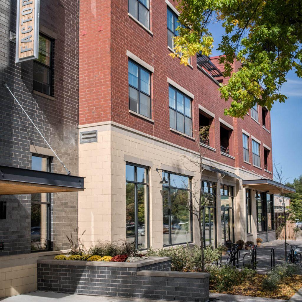 District Apartments: Factory District Apartments