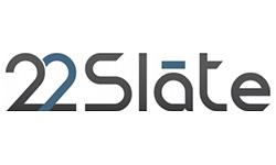 22 Slate Logo