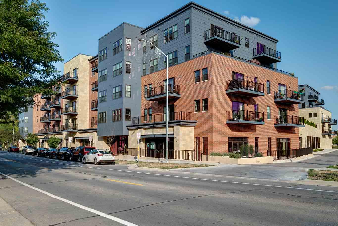 Exterior | Garver Point | Madison Area | JLA Architects