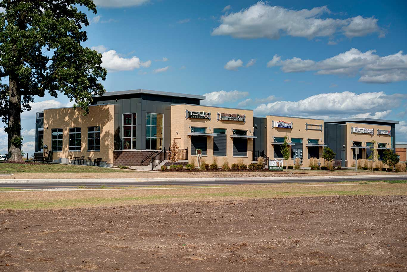 Exterior | Grandview Commons | Madison Area | JLA Architects