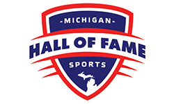 Michigan Sports Hall of Fame Logo