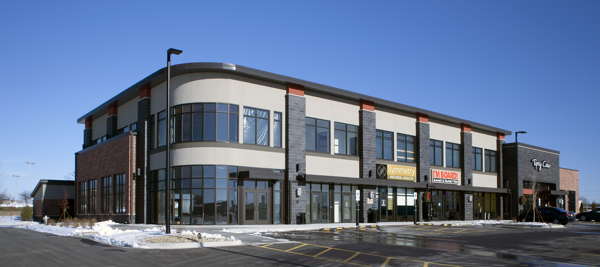 Prairie Lakes Commercial | Sun Prairie, Wis | JLA Architects