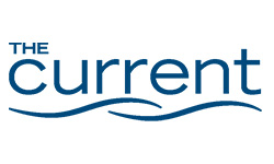The Current Apartments Logo