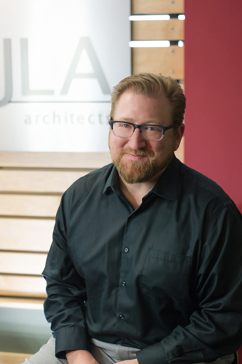 ADAM FREDENDALL | JLA ARCHITECTS | MADISON
