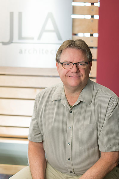 ED CORMIER | JLA ARCHITECTS | MADISON