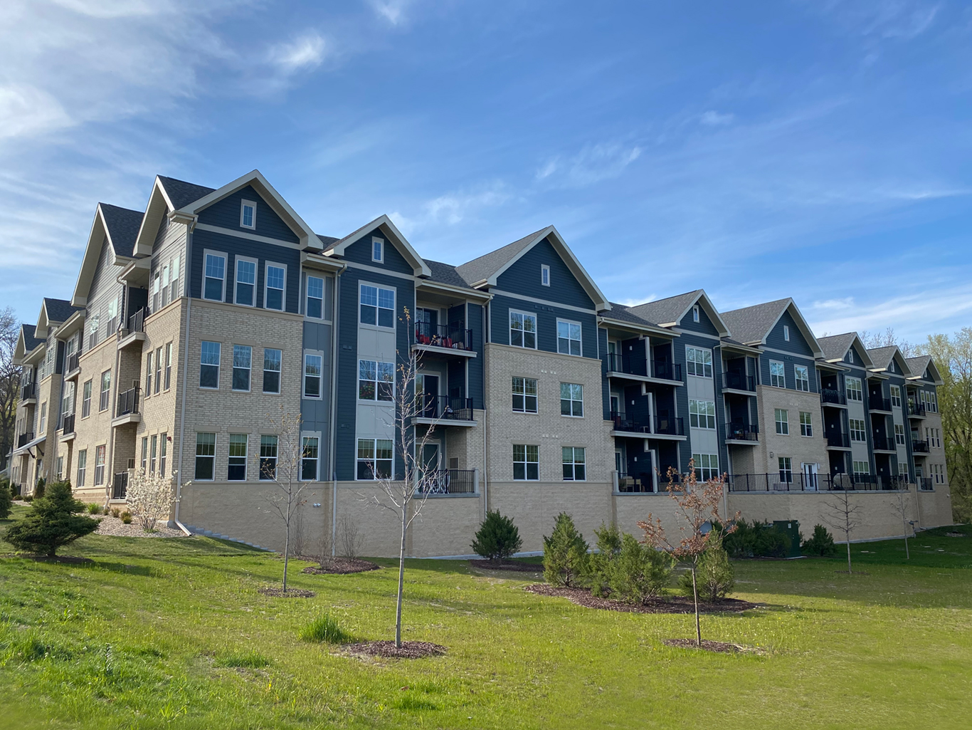 Middleton, Wis. Apartments | Stagecoach Trail | JLA Architects