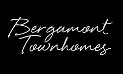 Bergamont Townhomes Logo