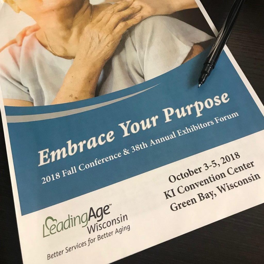 Leading Age Conference - Fall 2018 | Green Bay, Wis.