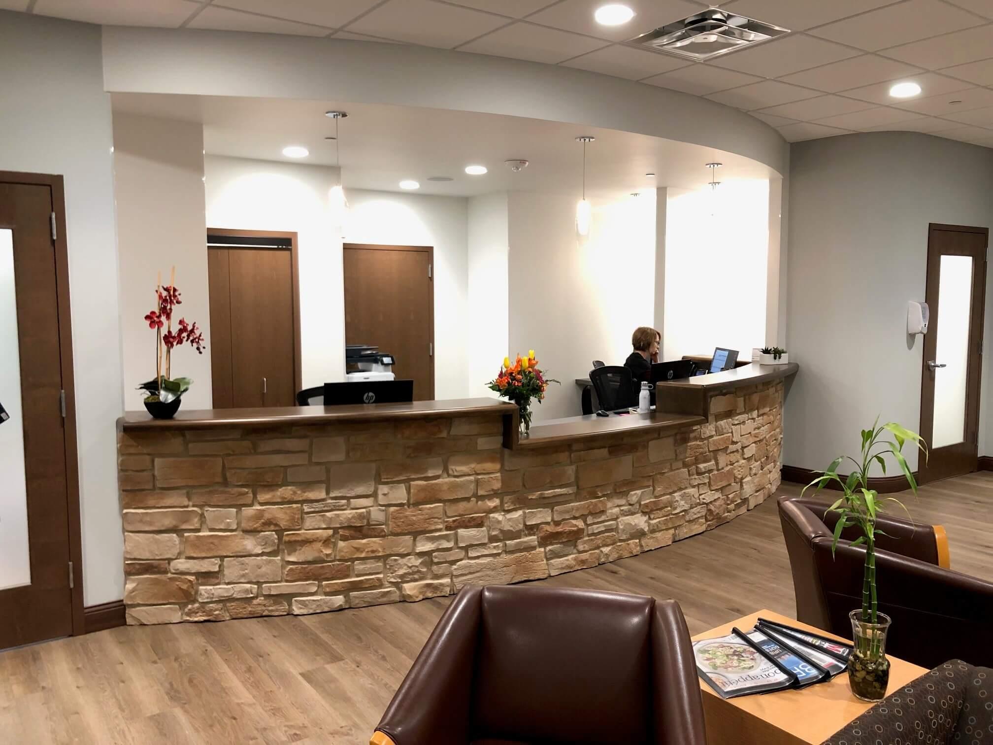 Lobby | Madison Endodontic Associates | Madison, Wis.