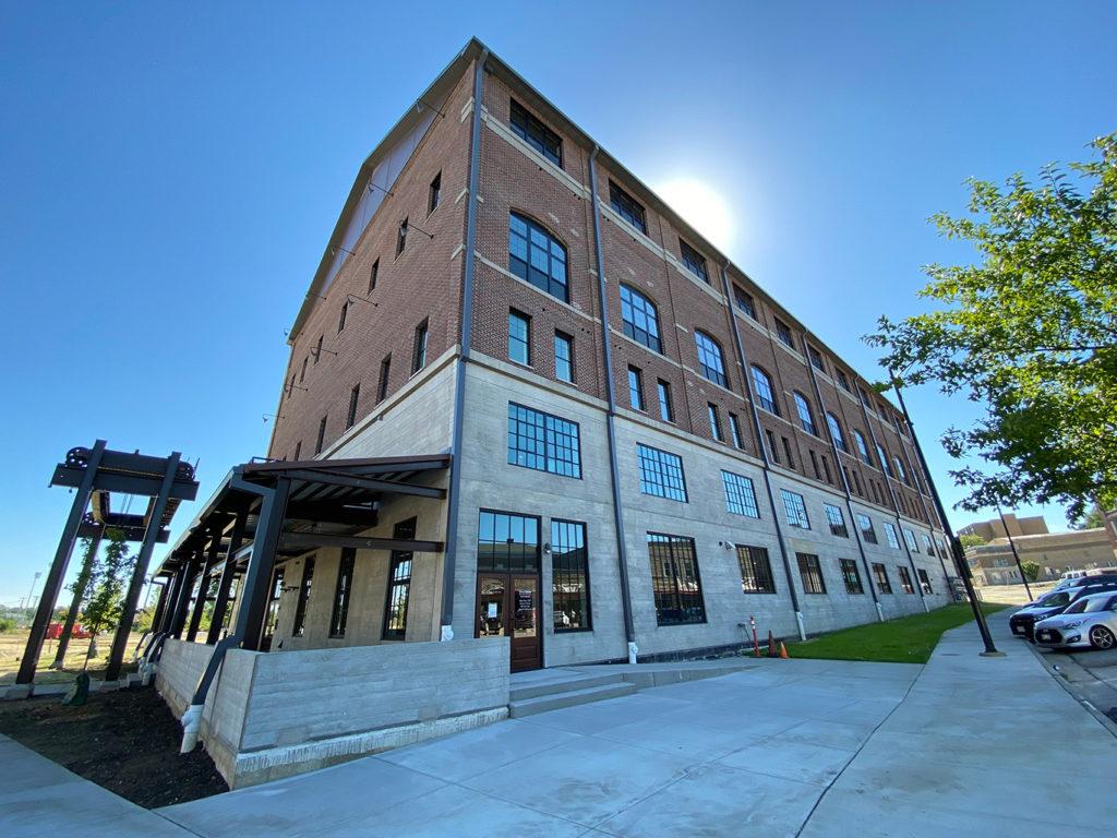 Street View of Lofts in Beloit, by Hendricks Commercial Properties | JLA Architects