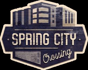 Spring City Crossing logo
