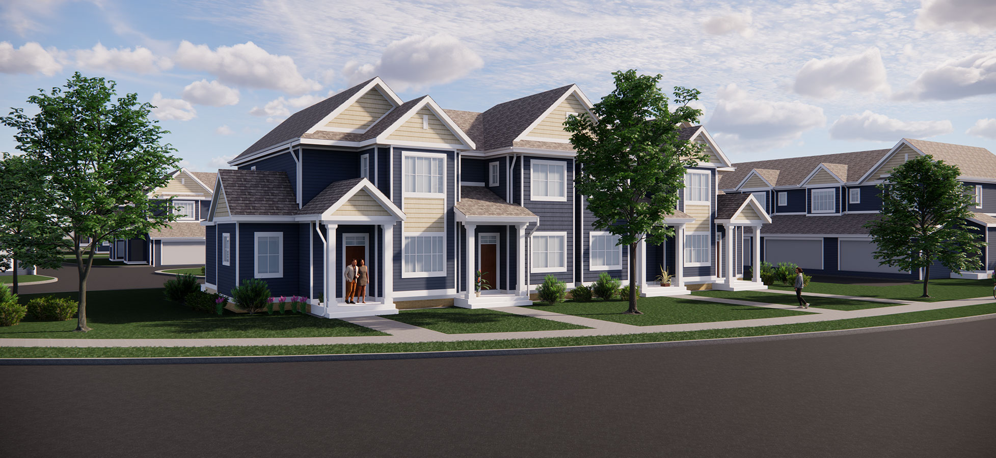 Townhomes at The 85 | Maple Grove Road | Madison, WI