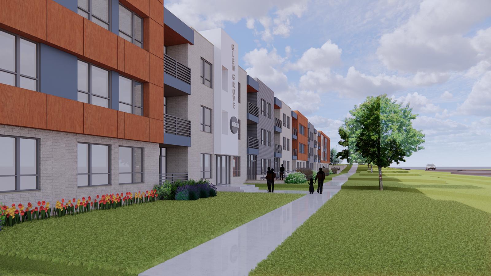 Glen Grove, a community by Movin' Out | JLA Architects