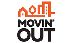Movin' Out Logo